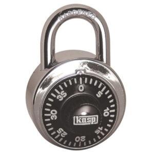 115 48mm Dial Combination Padlock K11548D