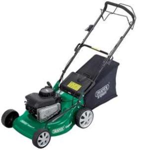 76791 460mm 4HP Petrol Lawn Mower With Briggs And Stratton Engine