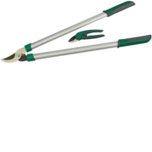14318 Lever Action 635mm Bypass Loppers And Bypass Secateur Set