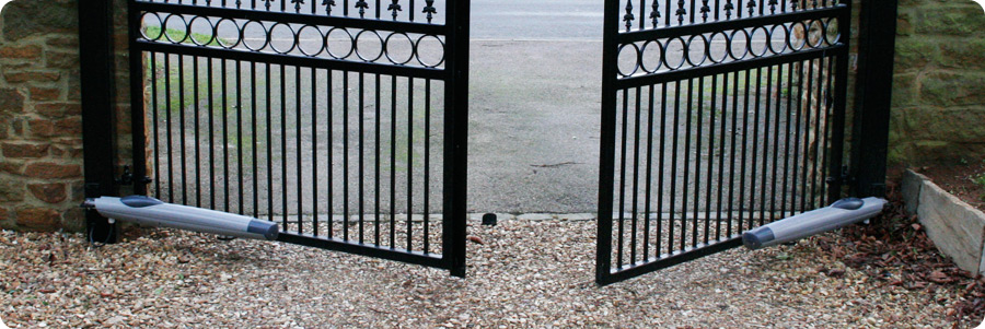 Swing Gate Application