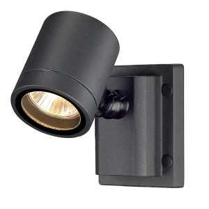 233105 New Myra GU10 Wall And Ceiling Light In Anthracite
