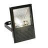 Saxby Lighting 1350 Lam IP65 1x70w Metal Halide Floodlight In Black