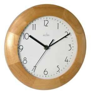 Acctim 24221 Epsilon Wall Clock