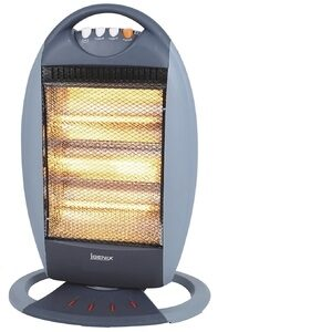 Igenix IG9512 1200w Floor Standing Halogen Heater With 70 Degrees Oscillation