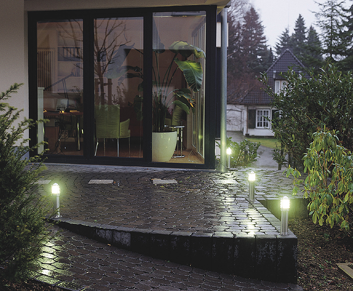 Trust Outdoor Garden Lights