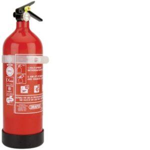 04939 2kg Dry Powder Fire Extinguisher