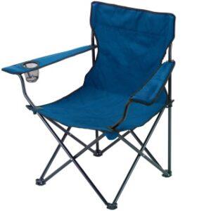 Draper 08159 Blue Folding Chair
