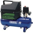 09527 230V 10 Litre Oil Free Compressor