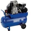 09530 50 Litre 230V Belt Driven Air Compressor