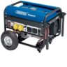 09698 2kW 2.2kVA Petrol Generator Complete With Wheels