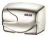 Deta 1009SC 2.2kW Satin Chrome Automatic Hand Dryer