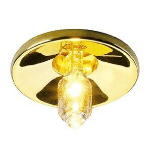 118013 Light Point G4 Aluminium Downlight In Gold