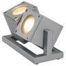 132842 Cubix II 2x35W GU10 Floor Uplighter
