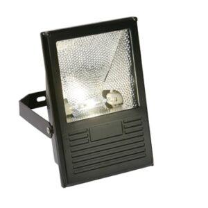 Saxby Lighting 1351 Lam IP65 1x150w Metal Halide Floodlight In Black