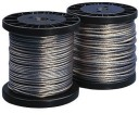 139004 Low Voltage Trapeze Wire 4mm