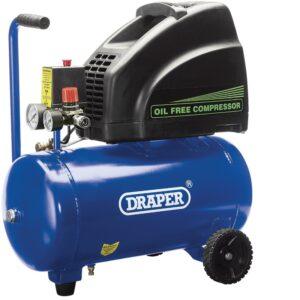 76113 24 Litre 230V Oil Free Air Compressor
