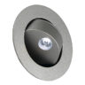 146382 GilaLED Recessed LED Wall Light With Warm White / Blue LED