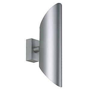 147112 Ova Wall I 2x50W GU10 Aluminium Wall Light