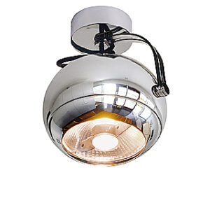 149042 Light Eye GU10/ES111 75W Chrome Ceiling Light