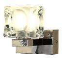 151250 Blox I G9 Chrome Wall Light