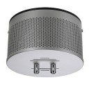 167039 ARTE 300 Round 300vA Torodial Transformer In Silver Grey