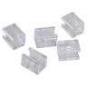 212090 Fastening Clips For Acrylic Tube (Pack Of 100)