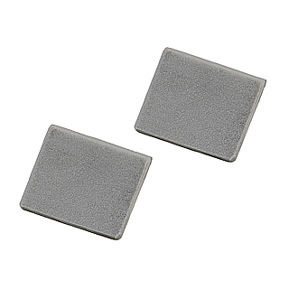 213321 End Cap (Left And Right) For LED Wall Profile