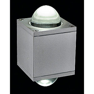 229661 Theo LED II Lense IP44 Wall Light
