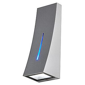 230767 Delwa Blue IP44 Wall Light