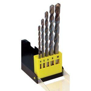 Universal drill bits – metric – 5 piece set T3063