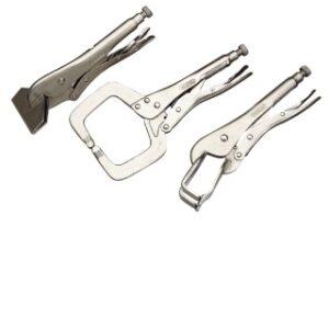 33836 3 Piece Self Grip Clamp Kit