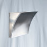 3452SS Satin Silver Wall Light