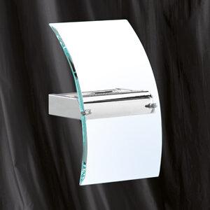 4115 Chrome Halogen Uplight