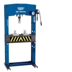 43921 50 Tonne Hydraulic Floor Press