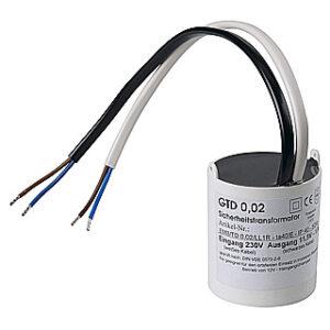 451021 20VA IP40 Round Transformer