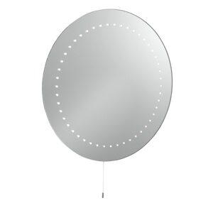 4560 IP44 Round Illuminated Bathroom LED Mirror Light