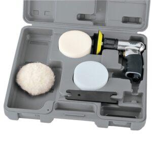 47616 Expert 75mm Compact Soft Grip Air Polisher Kit