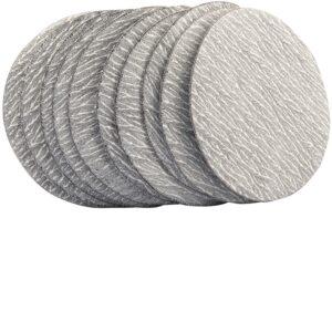 48207 75mm Diameter Aluminium Oxide Sanding Discs