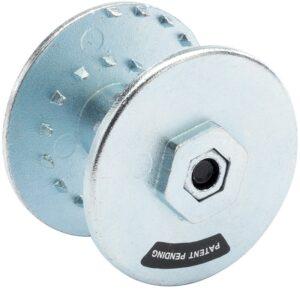 48286 Wide Arobor For Polycarbide Abrasive Wheels