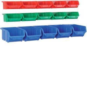 Draper 48492 15 Bin Wall Storage Unit Set