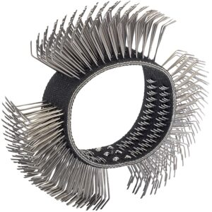 48496 100mm Bent End Wire Brushes