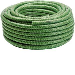 48675 30 Metre x 12mm Anti-Kink Watering Hose In Green