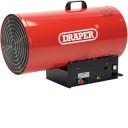 49166 235,424 BTU (69kW) 110/230 Volt Propane Mix Space Heater