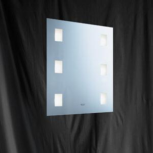 5042 Motion Sensor Activated Mirror Light IP44