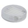 508421 Microlynx 6W GX53 Energysaver Bulb 3000K