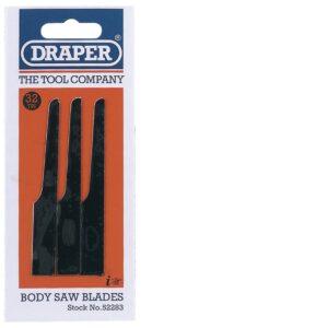 52283 Spare 32 TPI Body Saw Blades