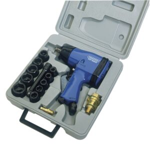 52600 15 Piece 1/2″ Sqaure Drive Air Impact Wrench Set
