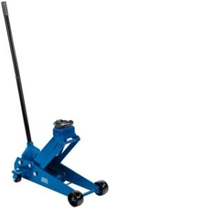 59300 3 Tonne Heavy Duty Garage Trolley Jack
