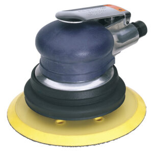 61324 150mm Professional Dual Action Dust Free Air Sander
