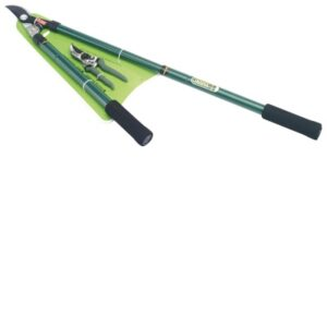 68255 Telescopic Lever Action Bypass Loppers And Secateur Set